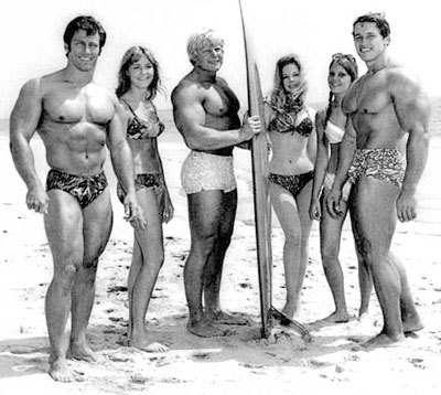 Golden Age of Bodybuilding, Classic Bodybuilding of the Golden Era